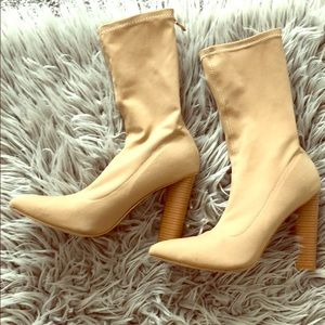 Public desire sock boots!